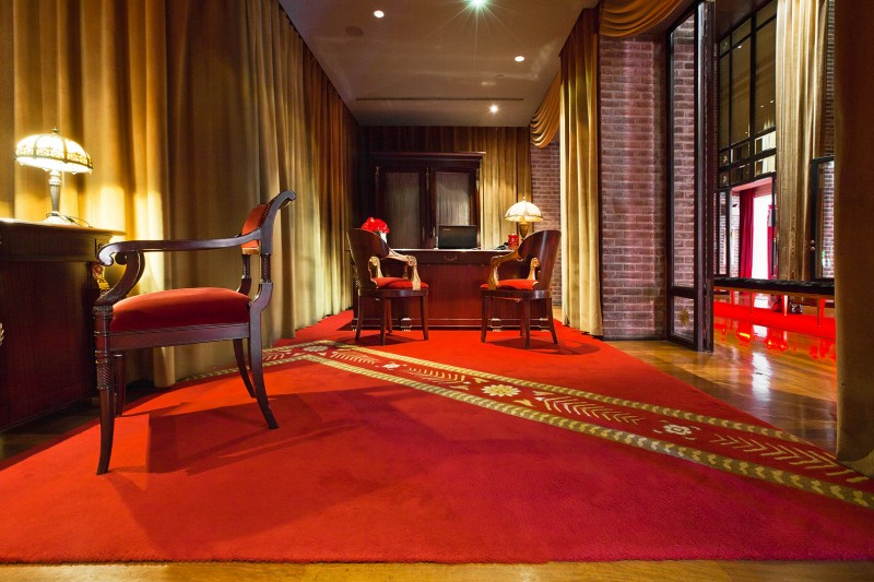 Design Rugs Carpets El Espartano New Carpets For Faena Hotel